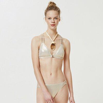 Sırt Detaylı Bikini Üst