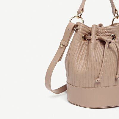 Bucket Bag With Two Straps